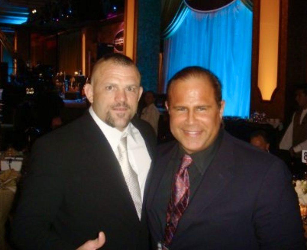 Keith Middlebrook, Muhammad Ali, Chuck Liddel, Chuck Liddel Ice Man, Xccelerated Success, MMA, UFC, Sports, Keith Middlebrook Foundation, Keith Middlebrook Pro Sports