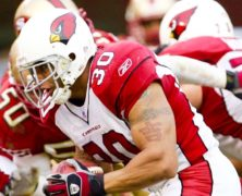 "Signed NFL Super Bowl Champion Obafemi ""Femi"" Ayanbedejo, Testimonial. – Keith Middlebrook"