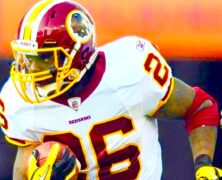 Signed NFL Running Back Champion Clinton Portis, Keith Middlebrook Receives Incredible Testimonial.