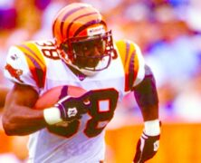 Signed NFL Champion Michael Basnight of Cincinati Bengals. Keith Middlebrook Receives Awesome Testimonial.