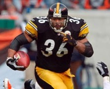 Jerome Bettis thanks Keith Middlebrook for a Perfect Credit Report!