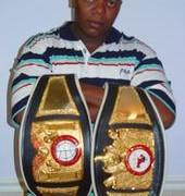 Milton Wynn – Heavy Weight Boxing Champion
