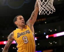 Matt Barnes Los Angeles Lakers