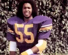 SUGE KNIGHT LOS ANGELES RAMS and Keith Middlebrook