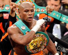 Keith Middlebrook and Foyd Mayweather