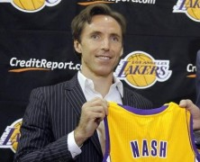 Steve Nash, Los Angeles Lakers, Keith Middlebrook, Shaquille O'neal, John LaBrucherie, Entourage