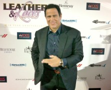 Keith Middlebrook attends Leather & Laces party at Super Bowl XLVII