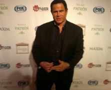 Keith Middlebrook attends the Maxim Party