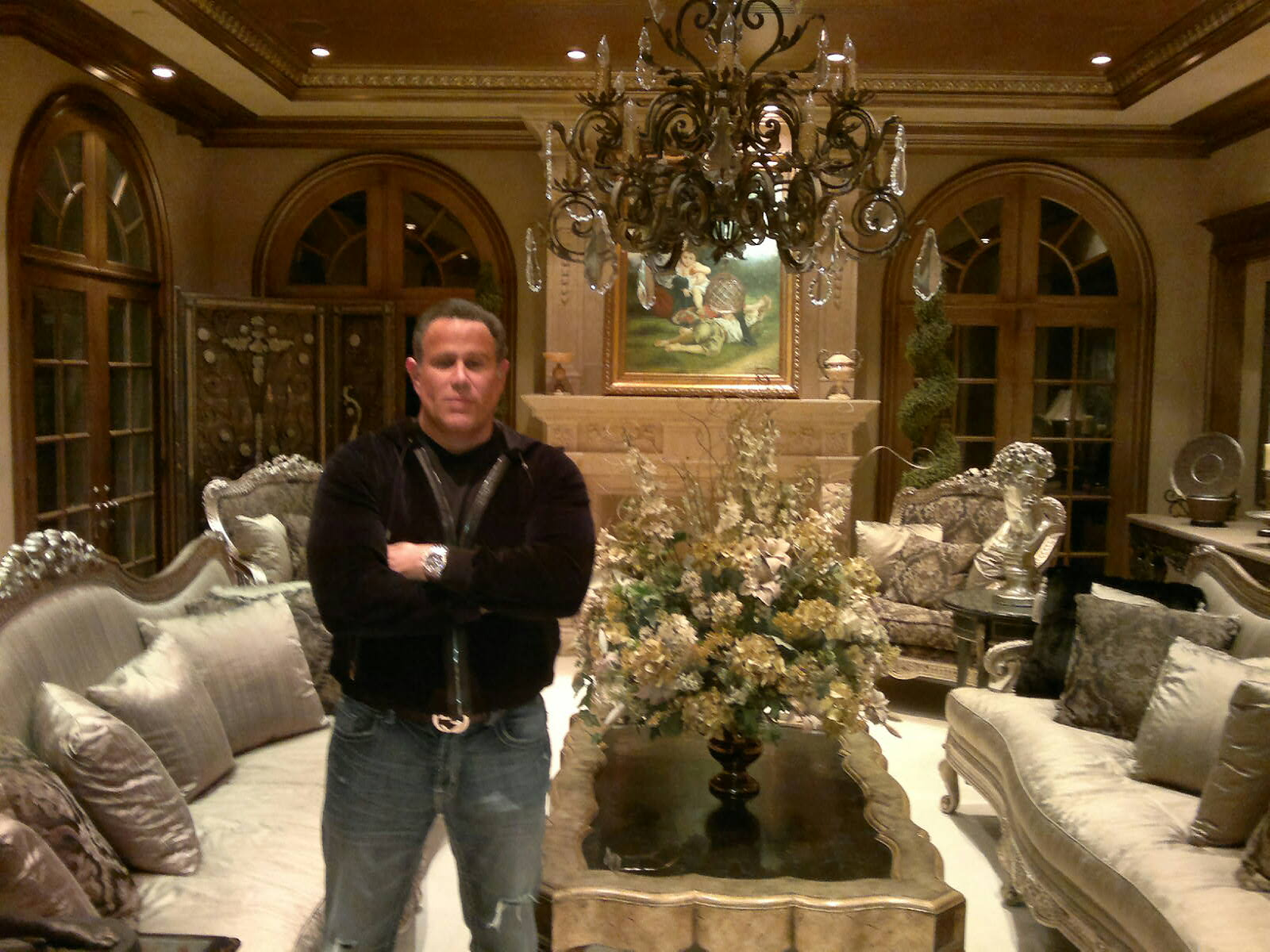 "Keith Middlebrook ""The Crib"" 21 Skyridge Dr. Newport Coast CA The Credit King"