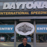 Keith Middlebrook attends the Daytona 500