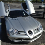 Keith Middlebrook's SLR McLaren