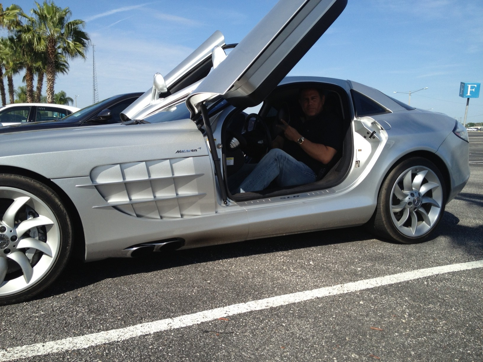 The Keith Middlebrook Foundation, Keith Middlebrook, FICO 911, SLR Mclaren, Ballers & Players