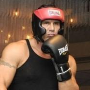 """Lenny Dykstra, aka """"Nails"""" MMA."""