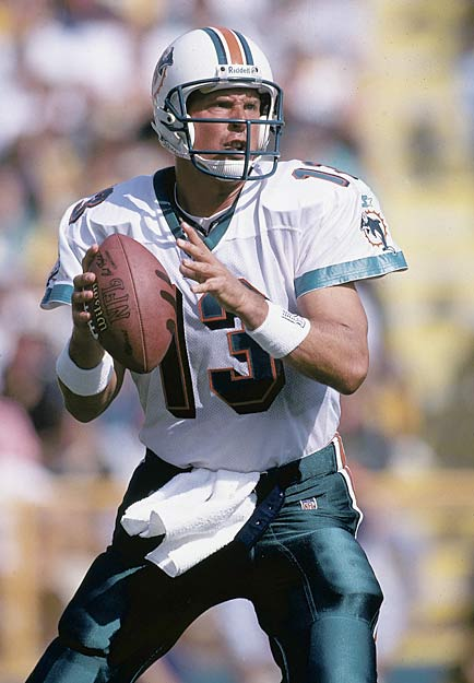 Dan Marino, Keith Middlebrook Pro Sports, Miami Dolphins.