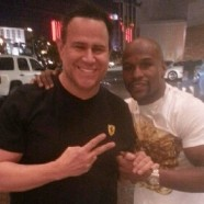 Keith Middlebrook, Keith Middlebrook Pro Sports Entertainment, Floyd Mayweather, Las Vegas April 12, 2014, Keith Middlebrook Pro Sports.