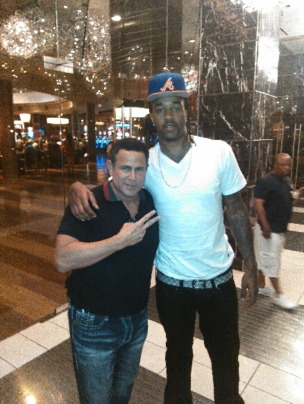 keith middlebrook, jordan hill, keith middlebrook pro sports fico 911, los angeles lakers, NBA.