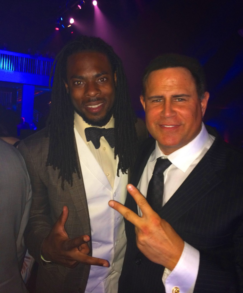 KEITH MIDDLEBROOK, Richard Sherman, DRAKE, ROBERT KRAFT, ESPN, NFL, NBA, ROBERT KRAFT, Keith Middlebrook Foundation, KEITH MIDDLEBROOK PRO SPORTS FICO 911.