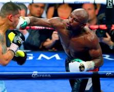 Floyd Mayweather Fight Las Vegas Nevada