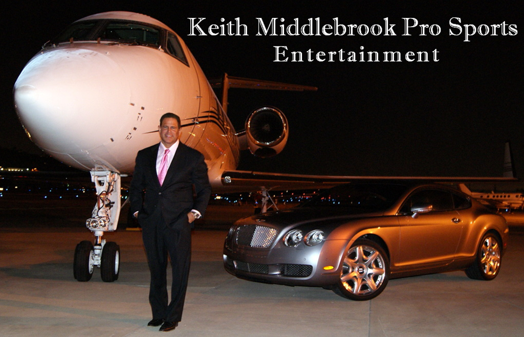 Keith Middlebrook Pro Sports | Keith Middlebrook