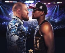 Floyd Mayweather loves the Money on Mayweather vs Mcgregor, could be the next big fight. – Keith Middlebrook