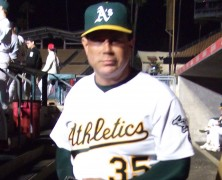 Flashback, Keith Middlebrook as Coach Parker in Moneyball.