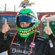 Signed Pro Series Racing Champion PJ Chesson.