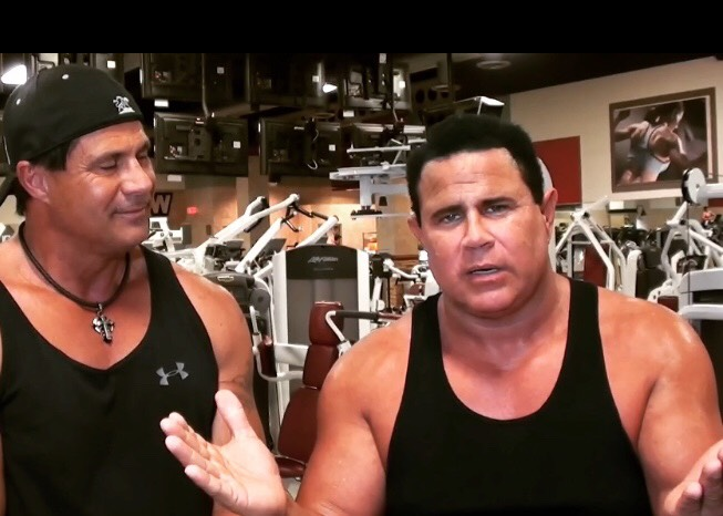Keith Middlebrook, Jose Canseco, Keith Middlebrook Pro Sports, Keith Middlebrook Gym Talk, Keith Middlebrook Real Iron Man.