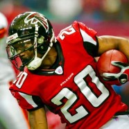 Just Signed NFL Punt Kickoff Return Legend Allen Rossum.