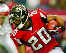 Just Signed NFL Punt Kickoff Return Legend Allen Rossum.