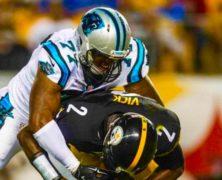Signed NFL Champion Rakim Cox Carolina Panthers. – Keith Middlebrook Pro Sports