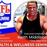 Powerful ALL NATURAL Super Ingredients for Super Health, Wellness, Longevity and Quality of Life. – Keith Middlebrook