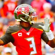 Signed NFL Champion QB Jameis Winston. – Keith Middlebrook