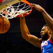 DeAndre Jordan NBA Champion