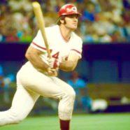 Pete Rose MLB Baseball Legend / Comedian