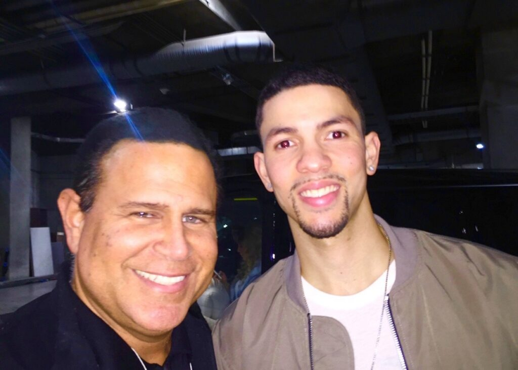 Austin Rivers, Keith Middlebrook, Austin Rivers NBA, Keith Middlebrook Pro Sports, Austin Rivers Cippers, Austin Rivers Rockets, Keith Middlebrook Foundation Charities,