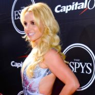 Britney Spears Best Female Athlete ESPY Awards
