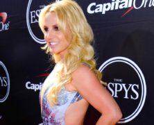 Britney Spears Best Female Athlete ESPY Awards