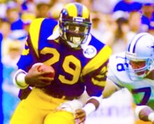 Eric Dickerson NFL Legend