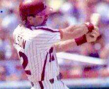 Glenn Wilson MLB Baseball Champion
