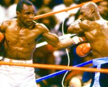 Sugar Ray Leonard Boxing Legend