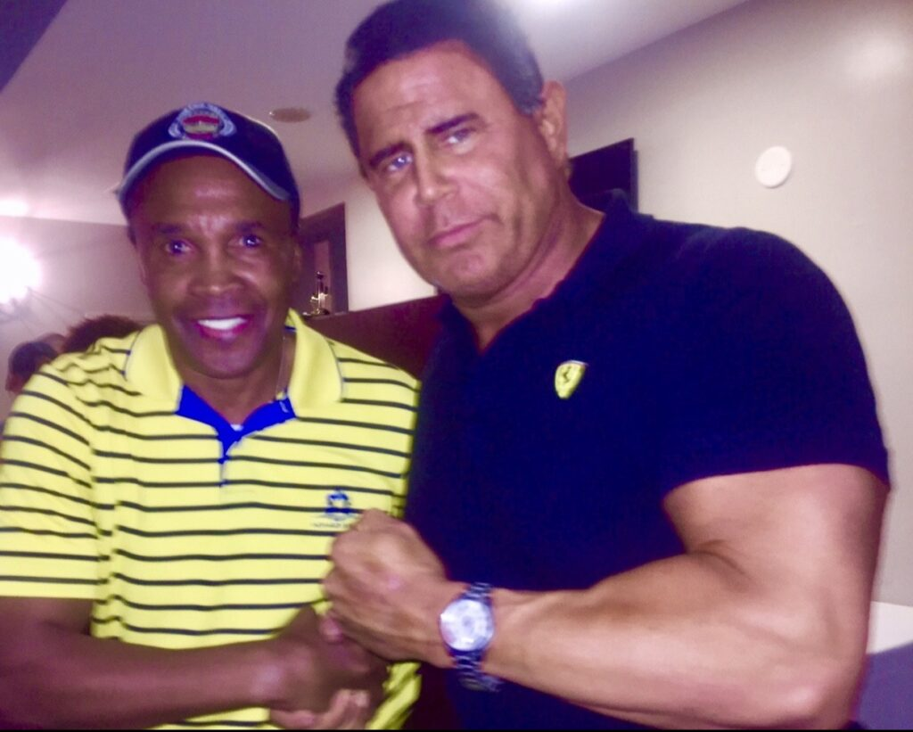 Sugar Ray Leonard, Keith Middlebrook, Boxing, Icon, Boxing Champion Sugar Ray Leonard, Keith Middlebrook Pro Sports, Marvelous Marvin Hagler,