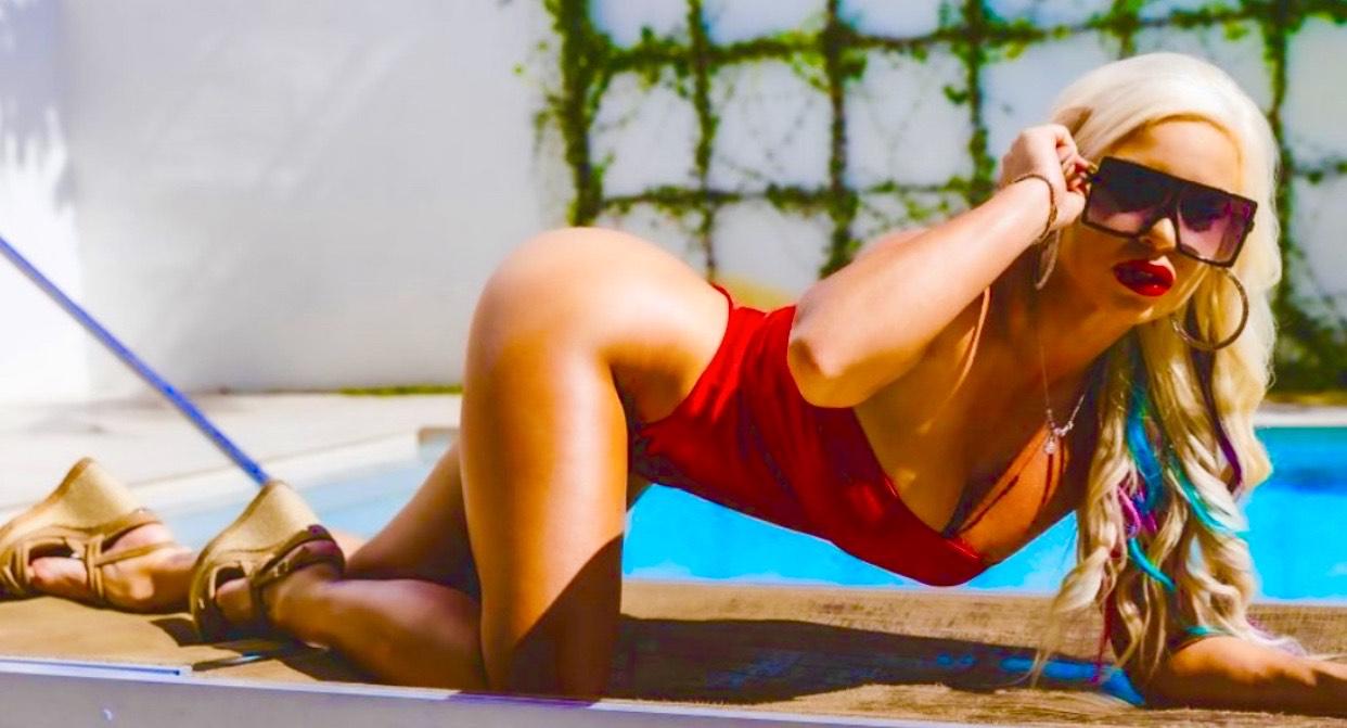 Asha Sebera, Dana Brooke, Keith Middlebrook, NBA, MLB, NFL, Dana Brooke WWE, Dana Brooke SmackDown, Asha Sebera Super Model, Super Model Dana Brooke, Sexy Asha Sebera, Sexy Dana Brooke,