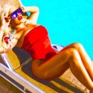 Dana Brooke WWE Super Star / Fitness Super Model,