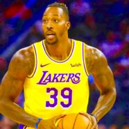 Dwight Howard NBA Champion Icon, Lakers Key Player. – Keith Middlebrook