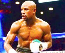 Floyd Mayweather Boxing Icon