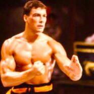 Jean-Claude Van Damme, Champion of: Karate, Kickboxing, Muay Thai, Taekwando.