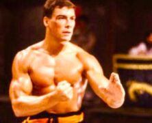 Jean-Claude Van Damme, Champion of: Karate, Kickboxing, Muay Thai, Taekwando.