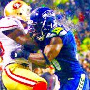 Kam Chancellor NFL Champion, Seattle Seahawks.