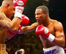 Shane Mosley Legendary Boxing Champion