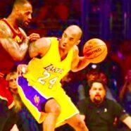 Kobe Bryant, Heroes Legends & Icons.